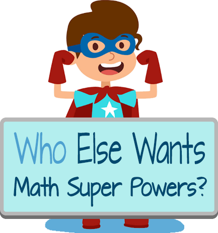 math-superhero-kid